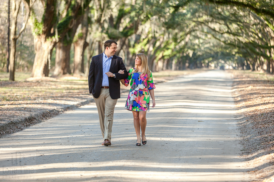 Engagement Photography- Savannah/ LonePinePhotography.com