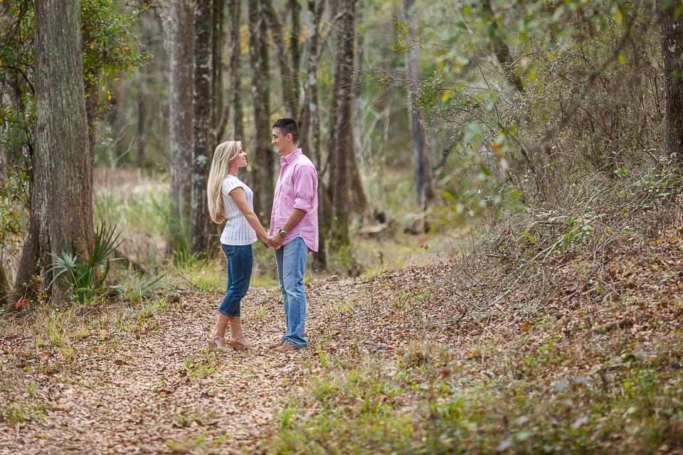 Savannah Engagement Photography