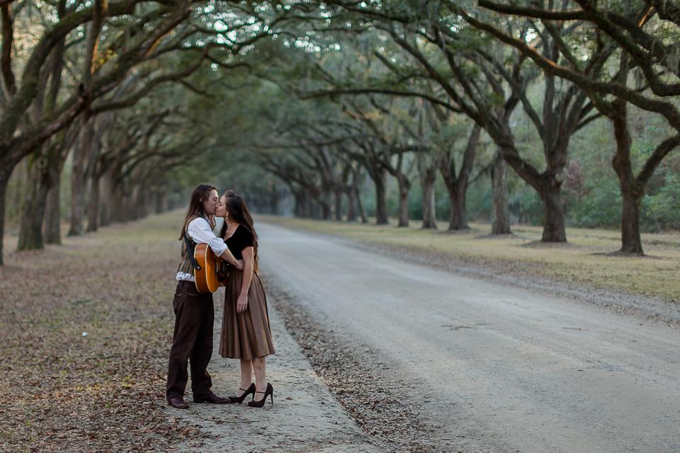 Savannah Engagement Photographer